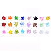24 Colors 6/0 Glass Seed BeadsSEED-X0052-02-4mm-2