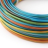 3 Segment colors Aluminum Craft WireAW-E002-2mm-A-13-2