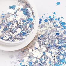 Laser Shining Nail Art Glitter MRMJ-S015-002A