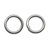 304 Stainless Steel Jump RingsX-STAS-H017-1