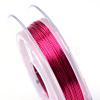 Copper Jewelry WireCWIR-R005-0.3mm-M-4