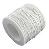 Environmental Waxed Cotton Thread CordsYC-R008-1.0mm-101-1