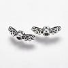 Tibetan Style Alloy Fairy Wing BeadsX-TIBEB-6007-AS-LF-2