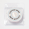 Copper Jewelry WireX-CW0.3mm006-3