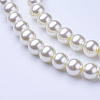 Glass Pearl Beads StrandsHY-10D-B02-2