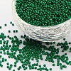 FGB® 11/0 Baking Paint Glass Seed Spacer Beads X-SEED-Q009-FJX26-1