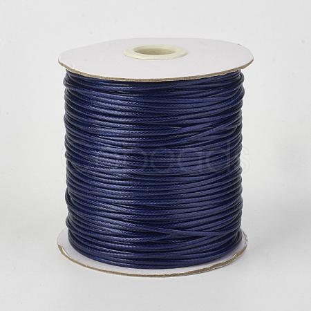 Environmental Korean Waxed Polyester CordYC-P002-0.5mm-1115-1